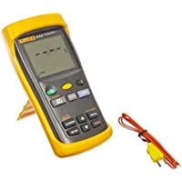 Fluke Single Input Digital Thermometer with USB Recording