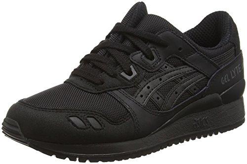 De De Course Noir Gel Asics Iii Chaussures noir noir noir Noir Mixte Adulte Lyte qHPOCUx