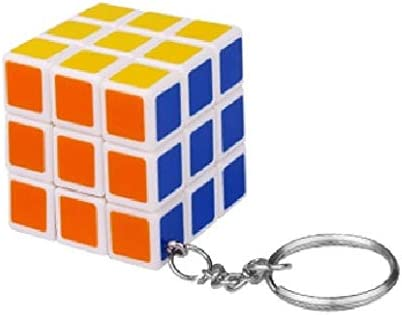 MWG Exports Co High Speed Travel Keychain Cube