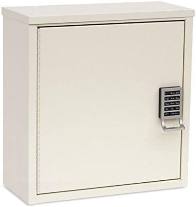 Single Door Narcotics Cabinet with Digital E-Lock 8D Unit 16W x 8D x 16.75H