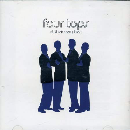 Four Tops - At Their Very Best Cd - Zortam Music
