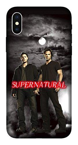 coque iphone x supernatural