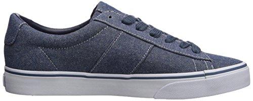 Polo Ralph Lauren Mænds Sayer Sneaker Blå 3XSFh22