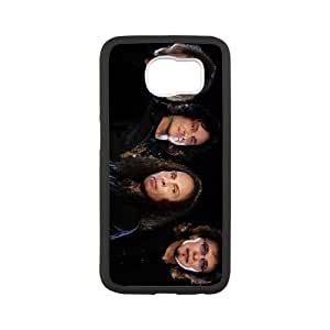 Black Sabbath Samsung Galaxy S6 Cell Phone Case White gift W9599631