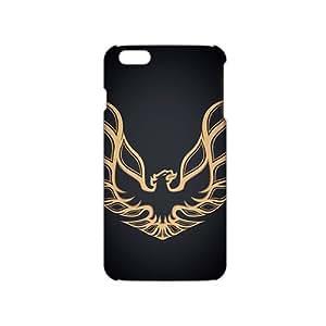 ANGLC Pontiac Firebird Logo (3D)Phone Case for iphone 5 5s