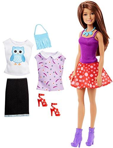 Barbie Teresa Doll and Fashions - Skirt Set