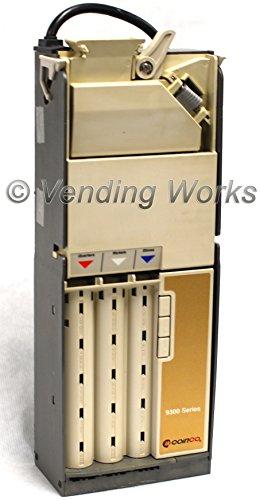 Coinco 9302L Coin Changer Acceptor 24volt 12 pin 9302 L