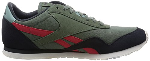 Reebok CL Nylon Slim Colors BLK M49175, Turnschuhe