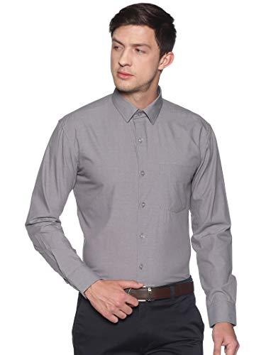 HONEYCRISP Men's Formal Cotton Regular Fit Shirt