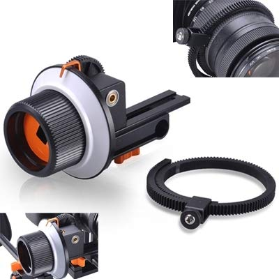Guangheyuan Camera Accessories MFF-1 Metal Follow Focus,
