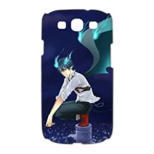 Custom Ao No Exorcist Hard Back Cover Case for Samsung Galaxy S3(3D) OE-1474