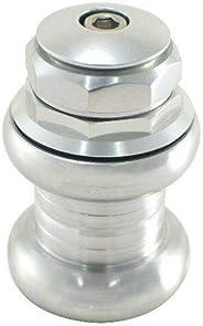 "FSA Duron X 1"" Inch Threaded Headset 22.4/26.4mm Sealed Bearings, Silver #XT"