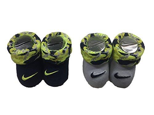 Nike Swoosh Baby Boy's Booties 2 pk