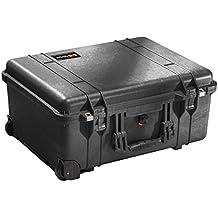 Pelican 1560 Case with Foam for Camera (Black)