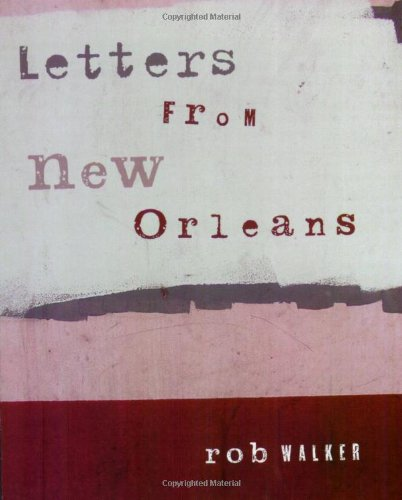 Read Online Letters from New Orleans PDF