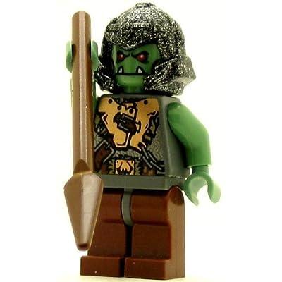 LEGO Castle Minifig Fantasy Era Troll Warrior 2 Orc: Toys & Games