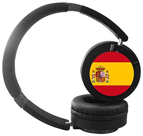 National Flag Wireless Bluetooth Headphone Music Headset Game Earphone with Mic