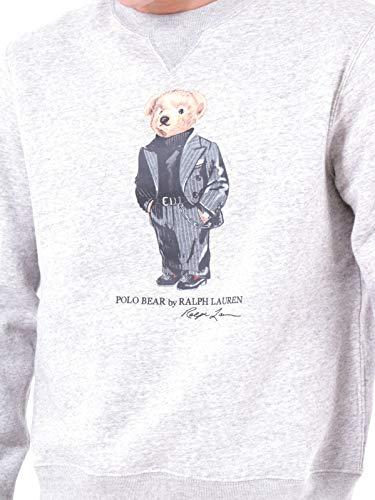 Ralph Lauren Mod. 710766808 Sudadera Preppy Bear Custom Fit Hombre ...