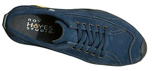 Roy Hayes Studio Womens La Cruz Casual Shoes Navy
