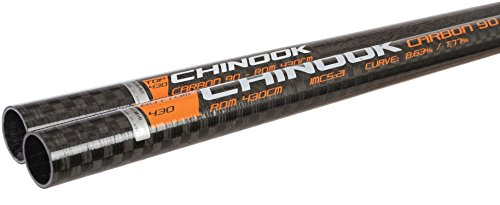 Chinook Carbon 90 RDM Windsurf Mast Orange 430cm ()