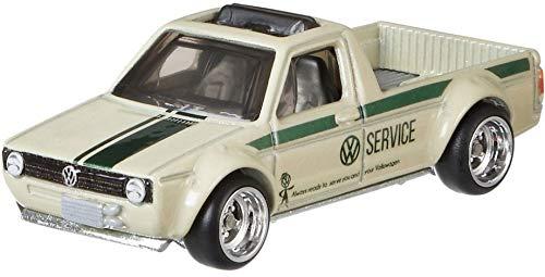Hot Wheels Volkswagen Caddy Toy Vehicle