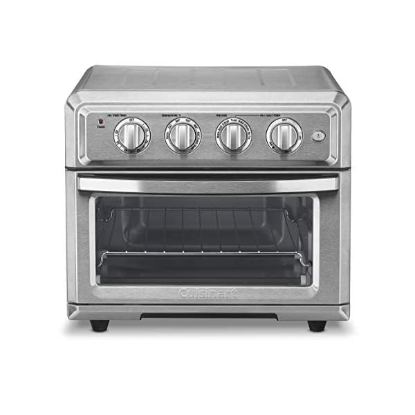 Cuisinart TOA-60 Convection Toaster Oven Airfryer, Silver 6