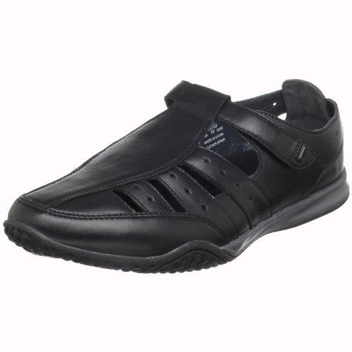 Propet Women's W3723 Sherri Sneaker,Black,7 2E US