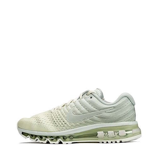 buy popular 0895e d6e48 Nike Womens Air Max 2017 Running Trainers 849560 Sneakers Shoes (UK 4.5 US  7 EU 38, Phantom Off White 005)