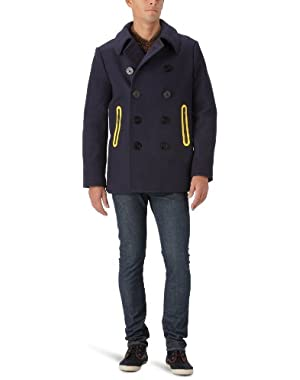 Men's Wool P-Coat