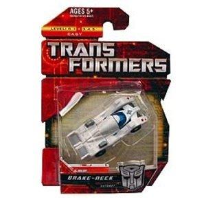 Transformers Generations Minicons 2 Inch Action Figure BrakeNeck Sports Race Car