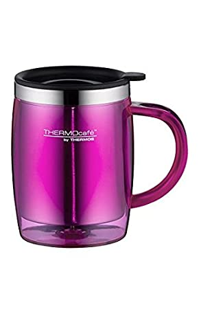 Thermos Termo Café by 4059,256,035 Tazza Desktop Mug, 0,35 L, in plastica, Blu 4059.256.035