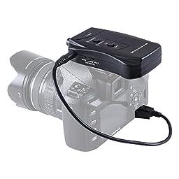 Micnova LC03O Professional Lightning Lightning/Fireworks & Motion Sensor/Security/Wildlife Trigger for Olympus Cameras