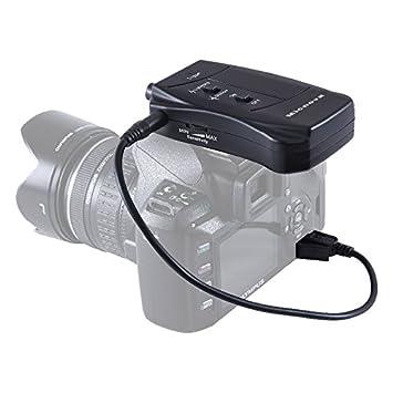 Micnova lc03o profesional rayo Lightning/fuegos artificiales y sensor de movimiento/seguridad/Wildlife
