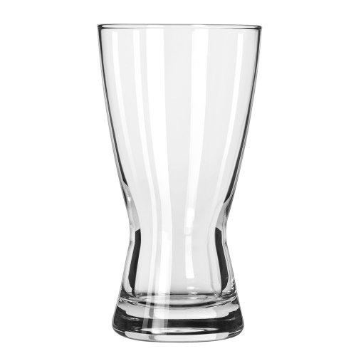 Flared Pilsner Glass Beer - Libbey 12 oz Hourglass Pilsner