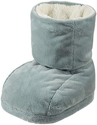 Silverdrew Calentador eléctrico del pie Confort Calentador Pies Botas calientes de invierno Herramientas de zapatillas Asientos de estufa de invierno Sofá Silla Mat