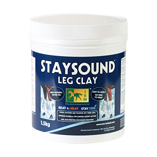 TRM Staysound Leg Clay (3.3lbs) (May Vary) by TRM (Image #1)