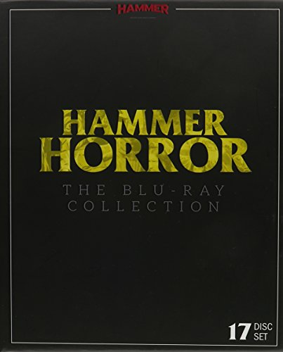 Hammer Horror - Box Set [Blu-ray] by Imports