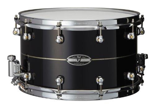 Pearl HEK1480 14 x 8 Inches Hybrid Exotic Snare Drum - Kapur with Inner Fiberglass (Hybrid Snare)