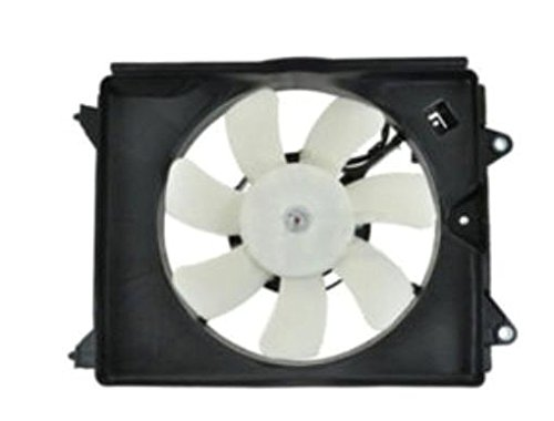 NEW AC CONDENSER FAN ASSEMBLY FITS HONDA CIVIC 2012 2013 2014 COUPE HYBRID SEDAN RAREELECTRICAL