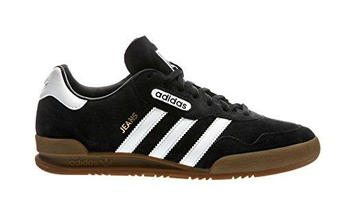 Adidas Originali Dei Jeans Super, Nucleo Nero-calzature Bianco-oro Metallico Mehrfarbig (negbas / Ftwbla / Dormet)