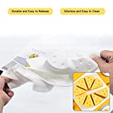 3D Cheese Shape Silicone Mold 8 Holes/Set, Cake