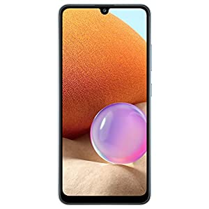 Samsung A32 (Blue, 6GB RAM, 128GB Storage) with No Cost EMI/Additional Exchange Offers