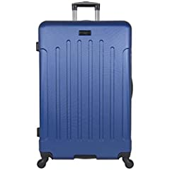 29 inch ABS 4-wheeled upright Pullman. Lightweight construction. 4-wheel rollers allow smooth 360 degree rotation. Durable ABS exterior provides optimum impact resistance. Tear resistant, fully lined interior. Roomy interior features garment ...