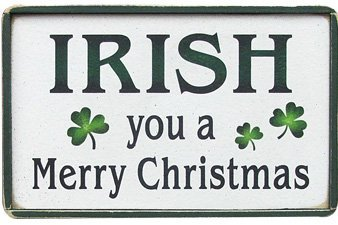 Merry Christmas In Irish