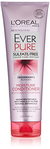 L'Oreal Paris Hair Care Ever Pure Moisture Conditioner, 8.5 Fluid Ounce (Loreal Sulfate)