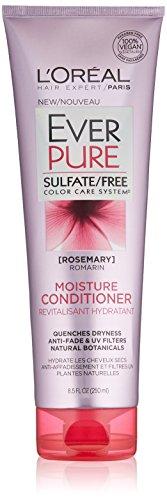 L'Oréal Paris EverPure Sulfate Free Moisture Conditioner 8.5 fl. oz. (Hair Care Pure Moisture Shampoo)