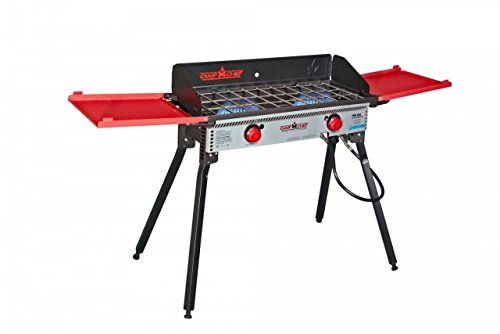 Camp Chef 2 Burner (Deluxe Two Burner Stove)