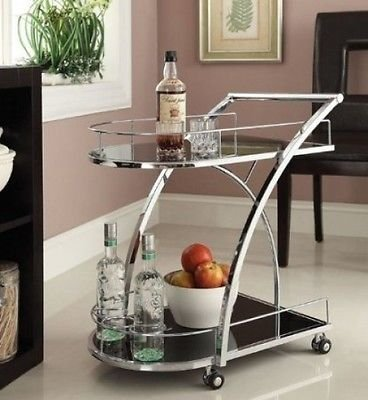 Generic Rolling Fur Tray Table ble Ro Soda Bar Station Table Roll Beverage Serving r Soda B Rolling Furniture ving Cart Tea Cart Tea Beer