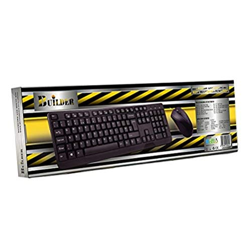 USB Retail Compact CIT Wired Keyboard and Mouse Desktop Kit