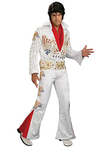 Rubie's Men's Collector's Edition Elvis Costume